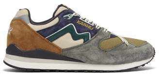 Karhu Synchron Low Top Trainers - Mens - Yellow Multi