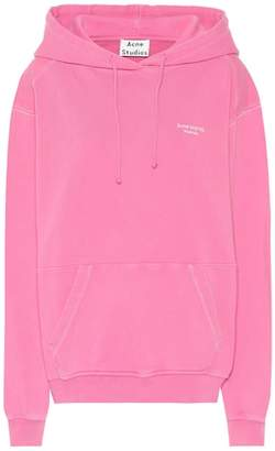 Acne Studios Exclusive to Mytheresa – cotton hoodie