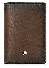 Montblanc Men's Meisterstuck Sfumato Business Card Holder