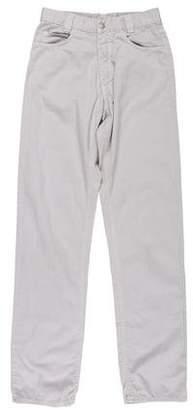 Versace Five-Pocket Slim Pants
