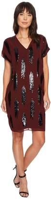 Nic+Zoe Shimmer Dress Women's Dress