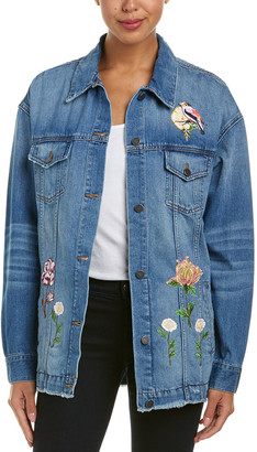Eight Dreams Ei8ht Dreams Oversized Denim Jacket