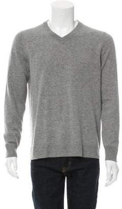 The Row Cashmere V-Neck Sweater w/ Tags