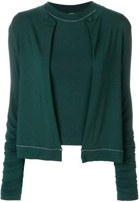 Carven cardigan top