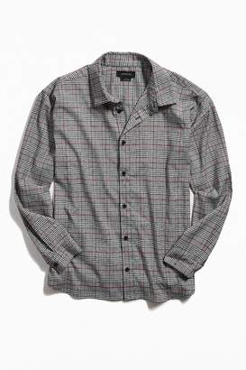 Urban Outfitters Menswear Plaid Dress Shirt
