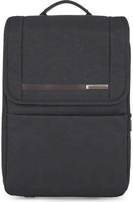 Briggs & Riley Kinzie Street expandable backpack, Navy