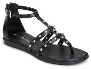 Aerosoles Social Chlub Studded Gladiator Sandals