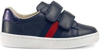 Gucci Kids Toddler sneakers with Web