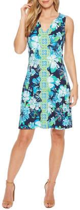 Hatley Sleeveless Floral Dres