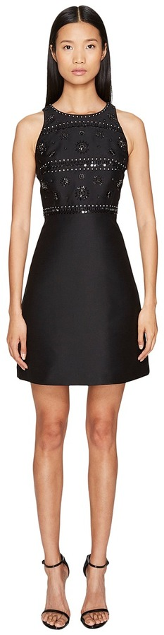 Kate Spade Kate Spade New York - Spice Things Up Embellished A-Line Dress Women's Dress