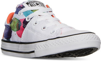 Converse Little Girls' Chuck Taylor Madison Casual Sneakers from Finish Line $44.99 thestylecure.com