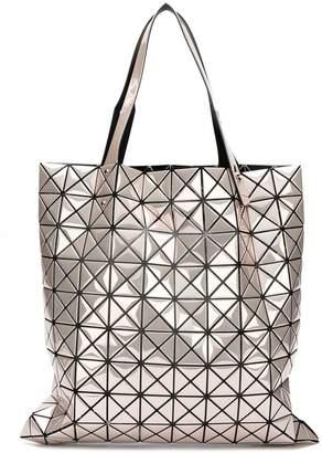 Bao Bao Issey Miyake geometric structure shopper bag