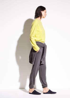Vince Raw Edge French Terry Sweats