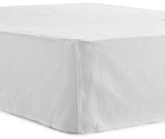 Glucksteinhome Classic White Bedskirt