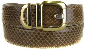 Buy Your Ties BLT-SNK-42- Mens - Snake Skin Belt