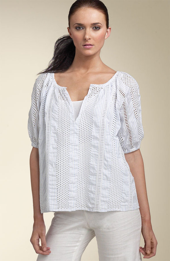 Organic John Patrick Recycled Pima Cotton Shirt
