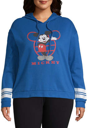 Freeze Mickey Mouse Sweatshirt - Juniors Plus