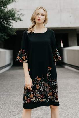 Les Amis Fall Dress Perfection