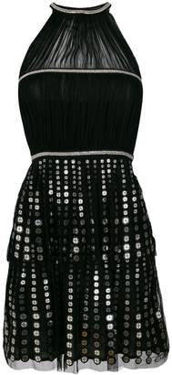 Just Cavalli rhinestone embellished dress