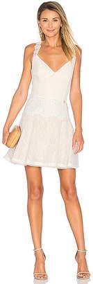 Bronx and Banco Mimi Blanc Dress
