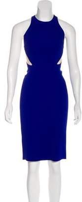 Stella McCartney 2015 Cutout Midi Dress