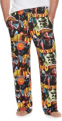 Men's Marvel Character Mash Up Lounge Pants