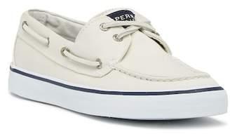 Sperry Bahama White Boat Shoe