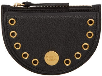 See by Chloe Black Kriss Coin Pouch