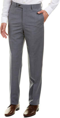 Brooks Brothers Regent Fit Wool-Blend Trouser
