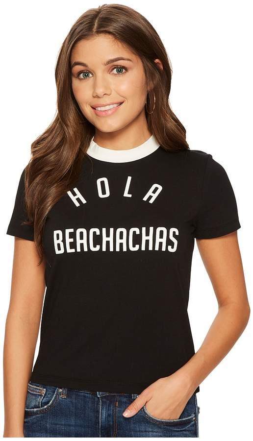 Roxy - Volcano Sense Hola Beachachas Screen Tee Women's T Shirt