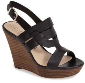 Sole Society 'Jenny' Slingback Wedge Sandal