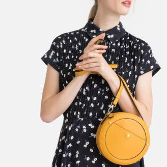 ae185f432d La Redoute COLLECTIONS Circle Crossbody Bag with Removable Strap