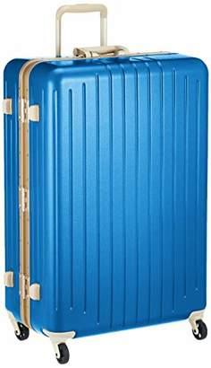 Siffler (シフレ) - [シフレ] ハードフレームスーツケース GREENWORKS(グリーンワークス) シフレ 1年保証 保証付 85L 66 cm 5.5kg ネイビー