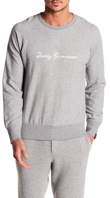 Rag & Bone Quality Guaranteed Raglan Sleeve Sweatshirt