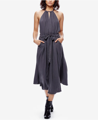 Free People Spring Love Halter Midi Dress $168 thestylecure.com