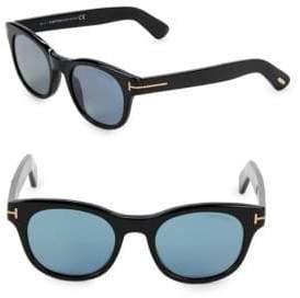 Tom Ford 49MM Cateye Sunglasses