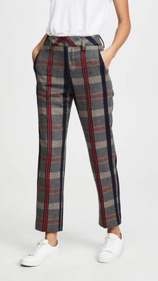 ei8htdreams Clair Wool Trousers