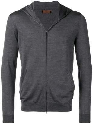Altea side pocket zipped hoodie