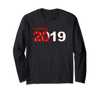 Loading 2019 long sleeve shirt for New Year Xmas Eve Gifts