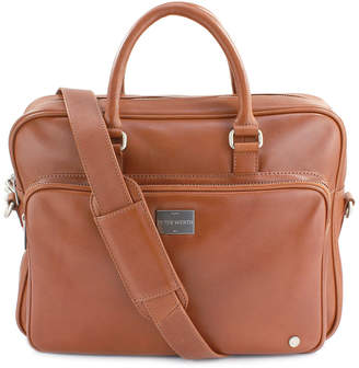 Peter Werth Finlay Leather Business Bag