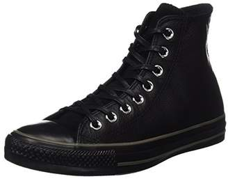Unisex Adults CTAS Ox Molasses Black Trainers, 5.5 UK Converse