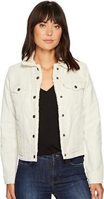 Levi's Women's Original Sherpa Trucker Jackets