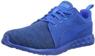 Puma Unisex Adults' Carson Runner Knit EEA Running Shoes Blue Size: (39 EU)