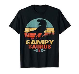 Gampysaurus T Shirt T Rex Gampysaurus Dinosaur Men Dad