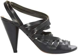 Maison Margiela Leather sandal