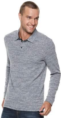 Marc Anthony Men's Slim-Fit Sweater Slubbed Polo