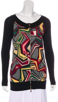 Emilio Pucci Virgin Wool Jacket
