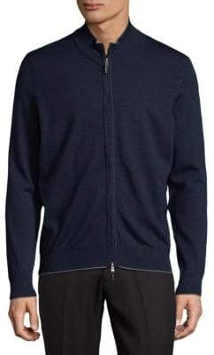 Thomas Dean Full-Zip Jacket