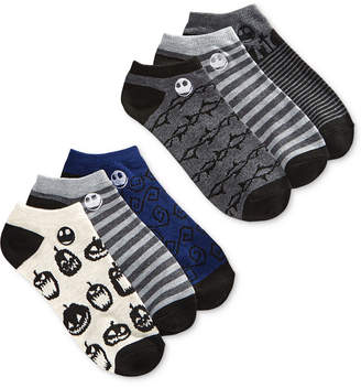 planet sox 6 pk the nightmare before christmas no show socks - Nightmare Before Christmas Clothing