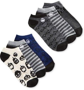 Planet Sox 6-Pk. The Nightmare Before Christmas No-Show Socks